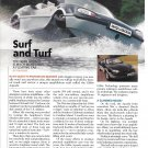 2004 Gibbs Aquada Car/Boat Review & Specs-Nice Photos