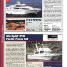 2004 Westport 130 & Sea Sport 3200 New Yachts Reviews ^ Specs- Photos