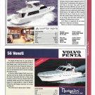 2004 Hampton 558 & Veneti 56 New Yachts Reviews & Specs- Photos