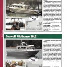 2004 Seawolf 28 & Seawolf 30LC New Yachts Reviews & Specs- Photos