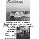 1971 American Marine LTD Ad-Nice Photos of Alaskan 55 Diesel Motorship