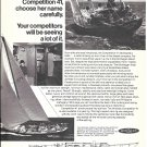 1969 Henry R Hinckley Competition 41 Yacht Ad- Nice Photos