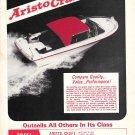 1971 Aristo- Craft 19 Boat Ad- Nice Photo