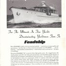 1957 Feadship 90' Yacht Ad- Nice Photo