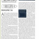 1999 Imagine 56 Yacht Review & Specs