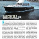 2012 Salish Sea IS48 Yacht Review & Specs- Nice Photos