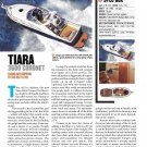 2012 Tiara 3600 Coronet Yacht Review & Specs- Nice Photo