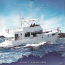 2012 Swift 44' Trawler Color Ad- Nice Photo