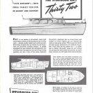 1944 Sturgeon Bay 32' Yacht Ad