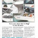 1965 Evinrude Outboard Motors Color Ad- Nice Photo