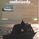 1977 Penn Yan 30' Sport Fisherman Yacht Color Ad- Nice Photo