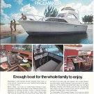 1977 Pacemaker C30 Express Cruiser Color Ad- Nice Photos