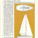 Old Soverel 30 Morc Racer Boat Review & Specs- Drawing