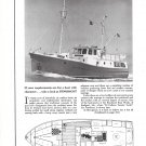 1968 Penobscot Boat Works 50' Trawler Yacht Review - Nice Photo