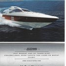 2004 Azimut 68S Yacht Color Ad- Great Photo