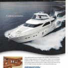 2004 Horizon 70' Motor Yacht Color Ad- Great Photo