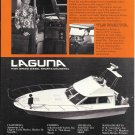 1972 American Marine LTD Ad- Nice Photo of Laguna 11.5 Meter Yacht