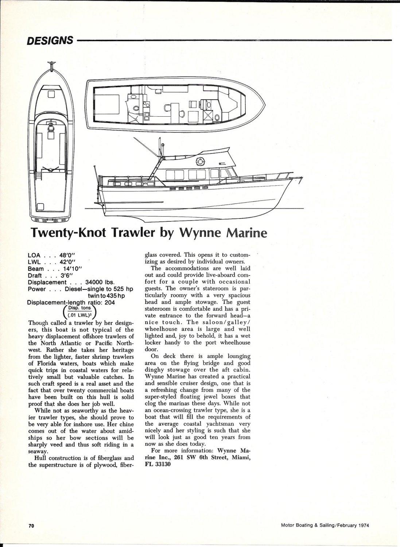 Mariner Yachts - Trawler Forum