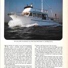 1979 Albin 36 Trawler Yacht Review - Nice Photos