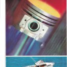 1965 Chrysler Marine Engines 2 Page Color Ad- Nice Photo