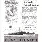 1929 Consolidated Yachts Ad- Nice Photo