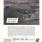 1965 Chubb Insurance Co Ad- Nice Photo of Gratitude, Maryland