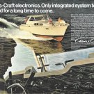 1970 Chris- Craft 35' Commander Yacht Color Ad- Nice Photo