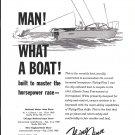 1960 Flying Finn Boats Ad
