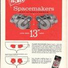 1958 Palmer Marine Engines Ad- Nice Photo 120 & 135 HP Spacesavers