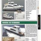 2006 Norseman 590 & Riviera 60 New Boats Reviews & Specs- Nice Photos