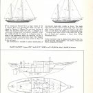 1970 Gillmer/ Kenner Privateer 35 Yacht Review & Specs