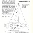 1970 Jensen Marine Cal 43 Yacht Review & Specs