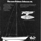 1972 Palmer Johnson 48 Yacht Ad- Specs