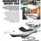 1996 Ocean 48' Super Sport Yacht Color Ad- Nice Photos