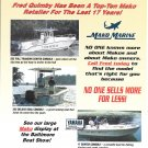 1996 Mako Marine Boats Color Ad- Nice Photos of 262- 225- 17'
