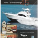 2006 Viking 45' Yacht Color Ad- Nice Photo
