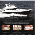 2006 Hampton 540 Sedan Yacht Color Ad- Nice Photo