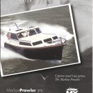 2006 Marlow Prowler 375 Yacht Ad- Nice Photo