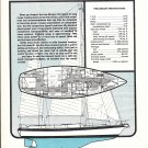 1975 Morgan Out Island 51 Ketch Ad- Specs