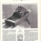 1967 Chris- Craft 28 Corinthian Sports Cruiser Ad- Nice Photo