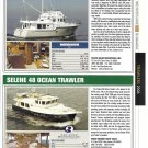 2006 Nordhavn 43 & Selene 48 New Yachts Reviews & Specs- Nice Photos