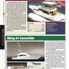 2006 Mikelson 50 & Viking 64 New Yachts Reviews & Specs- Nice Photos