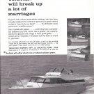 1966 Trojan 24' Yacht Ad- Nice Photo