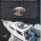 1996 Bayliner 3988 Yacht Color Ad- Nice Photo