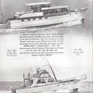 1954 Wheeler Shipyard Company Ad- Nice Photo of 52' & 48'