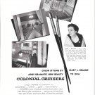 1954 Colonial Boat Works Ad- Photos- Mary L Brandt