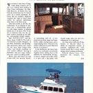 1980 Wellcraft Marine Californian 34' Yacht Review- Nice Photo