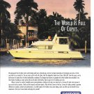1996 Carver 500 CMY Yacht Color Ad- Nice Photo