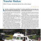 2001 Grand Banks 36 Yacht Review & Specs- Nice Photos