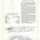 1974 Robinson Finch 51' Yacht Review & Specs